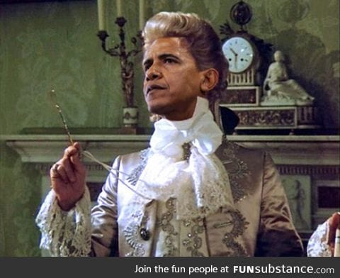 Introducing: Baroque obama