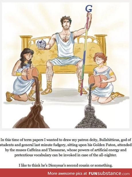 Greek Mythology man