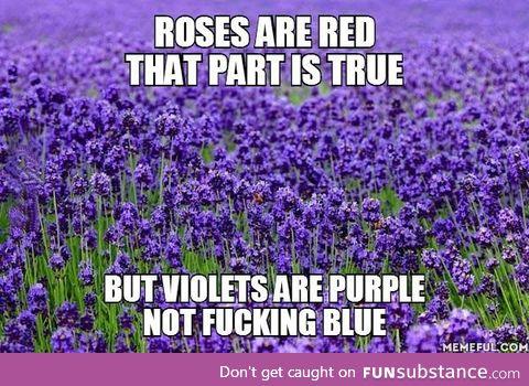 A true poet