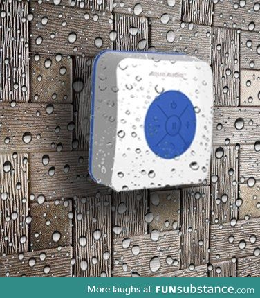 Wireless Waterproof Speaker - AquaAudio Cube