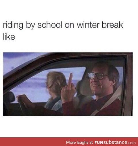 School is ew