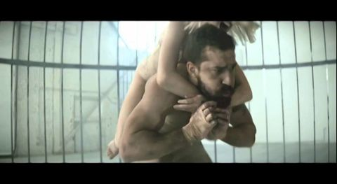 SIA's Elastic Heart Music Video Without Music Is So Hilarious