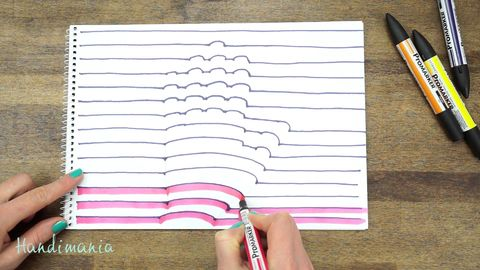 Turn Any Drawing Into A Three-Dimensional Masterpiece