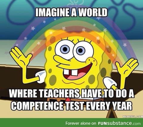 Just imagine it
