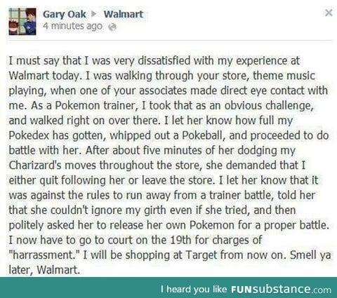 Gary oak everybody