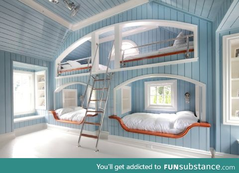 Epic bunk beds