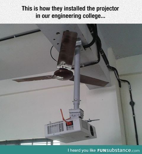 I Can't Say I'm A Fan Of Their Work