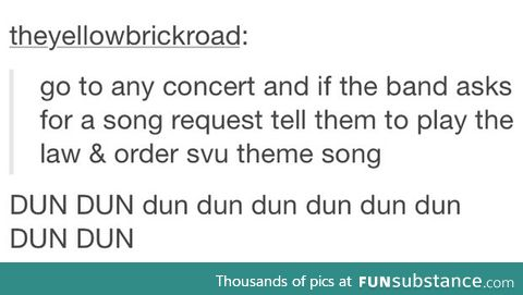 Dun Dun!!!