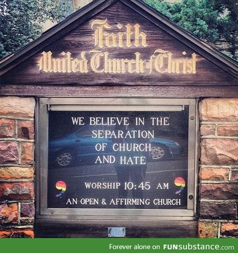 The Faith United Church of Christ, in Union, New Jersey