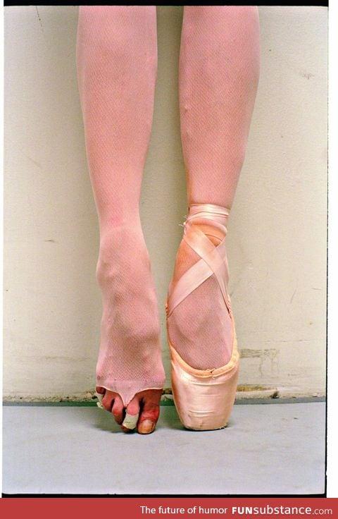 Ballet is Metal