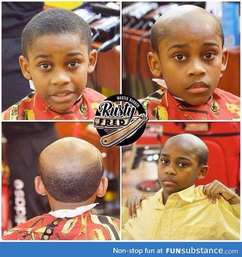 Your kid misbehaving? A barber in Atlanta believes he has a solution.