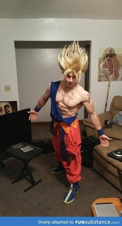 Goku Cosplay