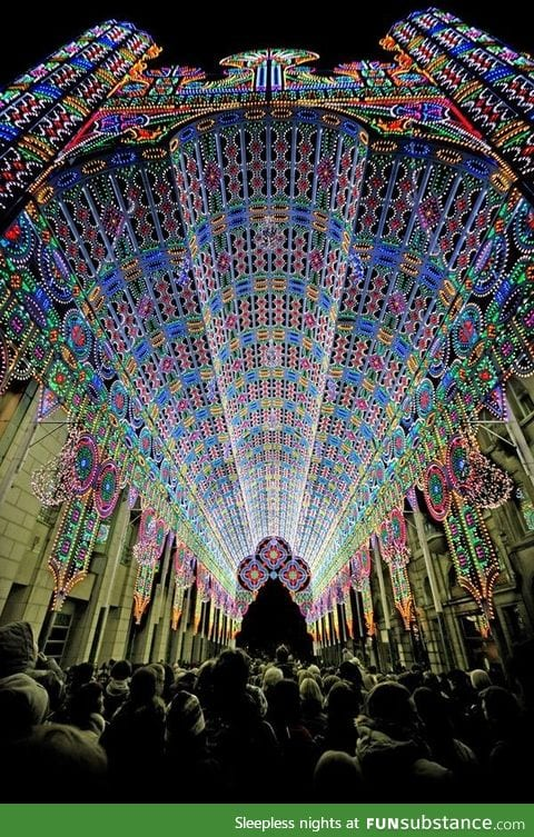 Led cathedral