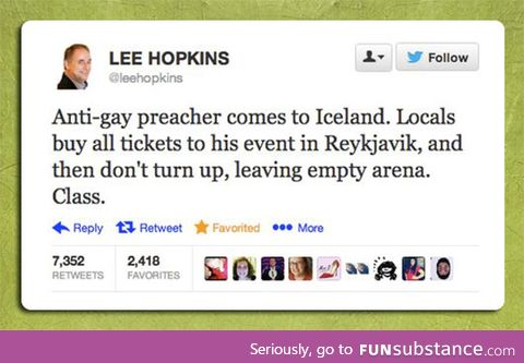 Friendly reminder of how awesome iceland is