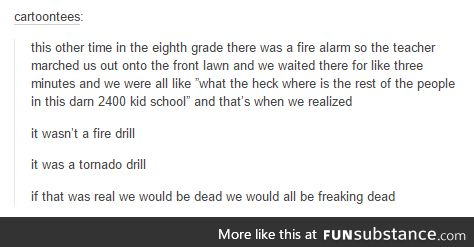 Read it as tomato drill