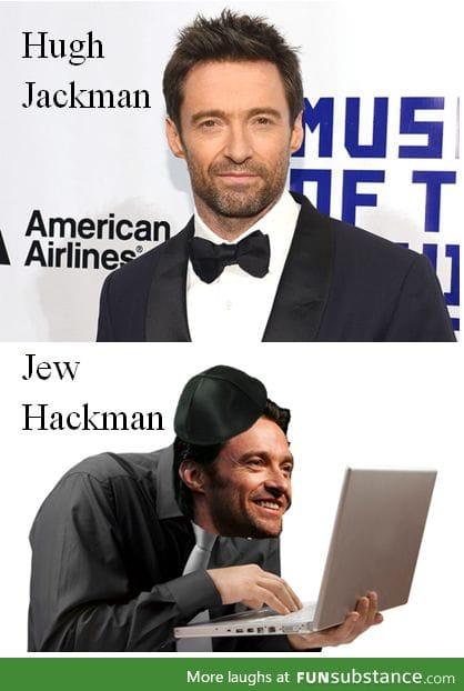 Jew Hackman