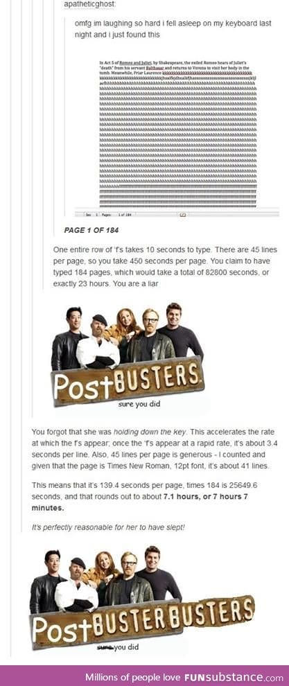 Postbusters