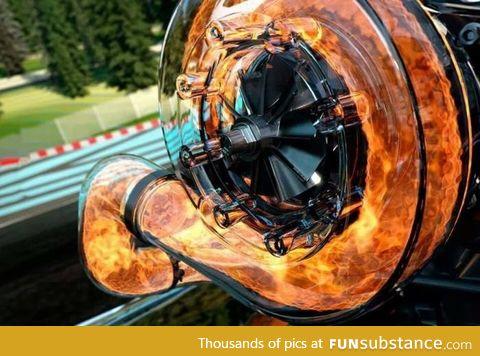 See through turbo