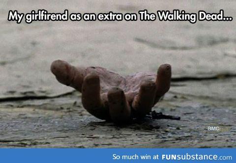 Walking dead extra