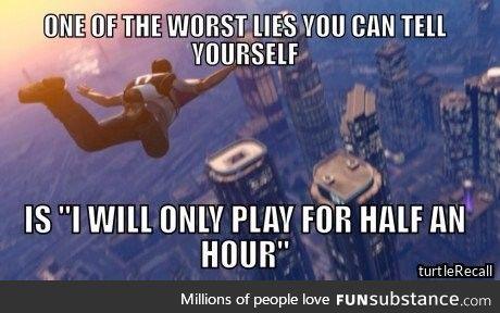 Lies we tell everyday