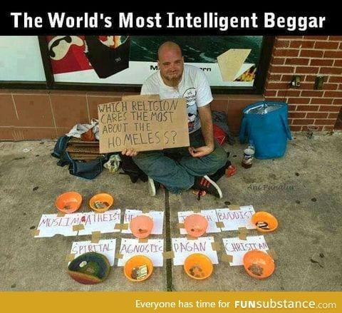 Intelligent indeed