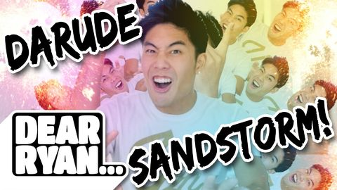 lol xD Darude Sandstorm cover