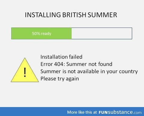 British Summers