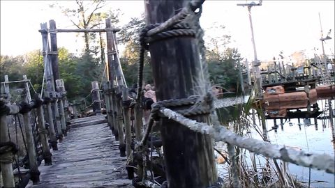 In response, Abandoned River County, in Disney World