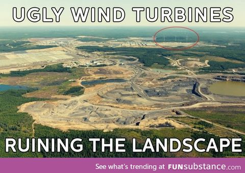 Environmentalists' logic at its finest