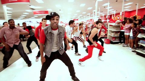 Why can't stuff like this happen at MY TARGET?!