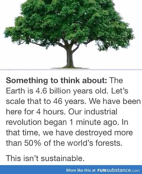Something important we should think about