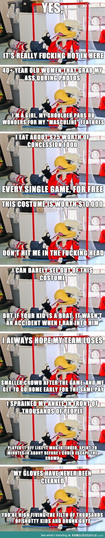 Mascot stories compilation