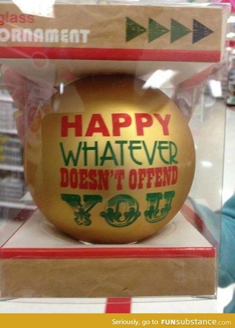 Tumblr ornament