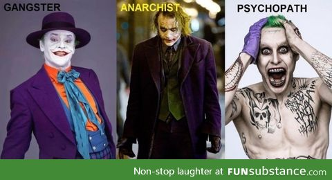 What's your favorite type of joker?
