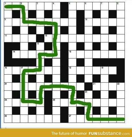 This maze is so easy