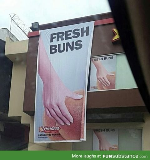 People are going crazy over this Hardee's ad in Pakistan