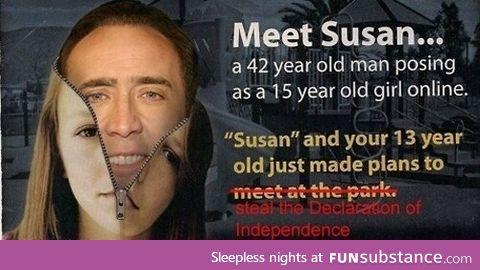 """""""Susan"""""""