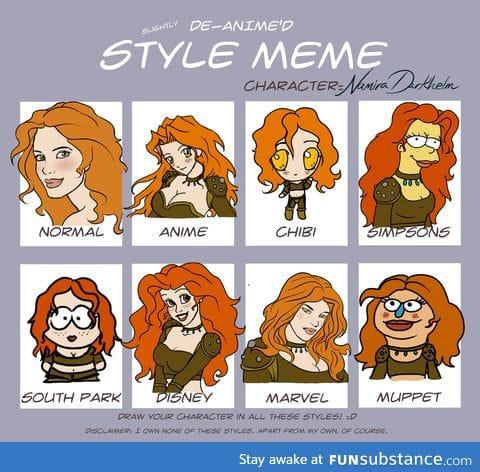Style Meme #2
