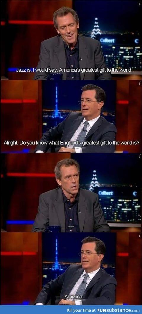 I love John Oliver