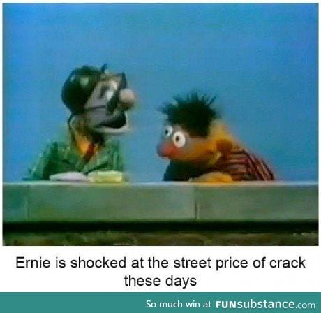 Loving these bert and ernie things