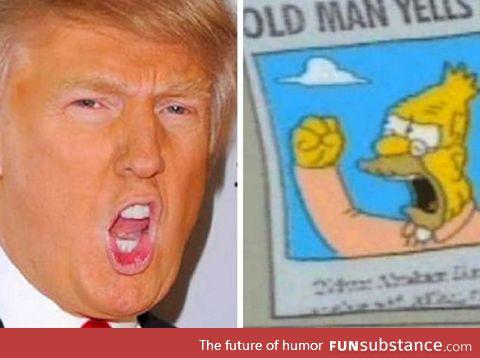 Simpsons.vs.trump