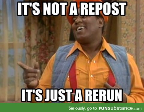 When I see a repost