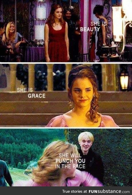 Happy birthday, ms. Hermione Jean Granger