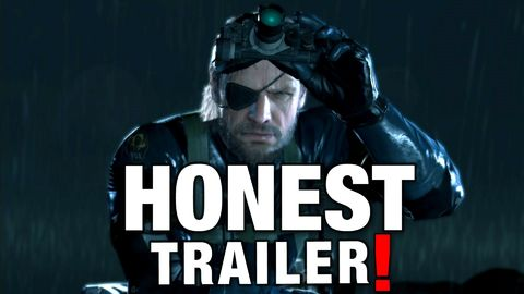 Oh, thank God there's no MGSV spoilers.