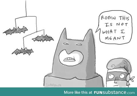 Dammit Robin