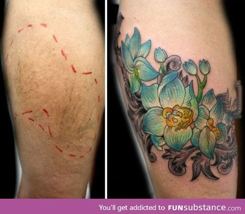 Tattoos for survivors of domestic violence
