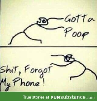 Gotta poop!!!