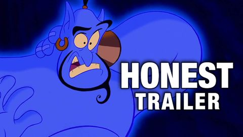 """Honest trailer of """"aladdin"""" will ruin your childhood dreams"""