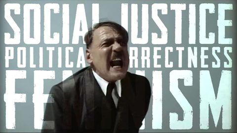 Hitler reacts to SJWs