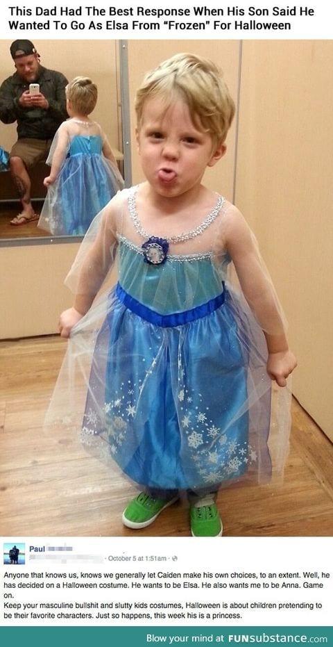 Everyone can be a princess